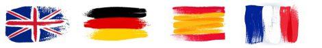 educom bietet Sprachkurse in englisch, deutsch, spanisch, französich und 50 weitere Sprachen