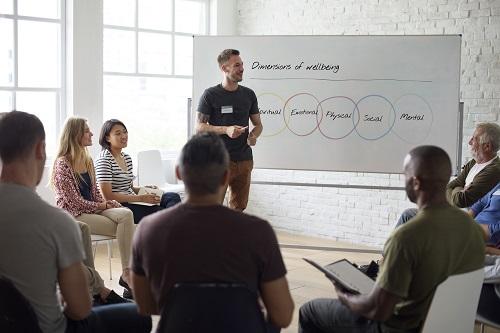Sprachkurse in offenen Gruppen, Intensivkurs, educom