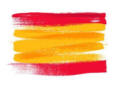 Flagge - Sprachkurs Spanisch