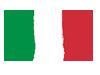 Flagge - Sprachkurs Italienisch