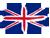 Flagge - Sprachkurs Englisch