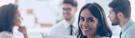 Freuen Sie sich über Ihren Erfolg! Bei Ihrem Weiterbildungsanbieter educom können Sie offene Firmenseminare und Trainings buchen.
