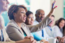 Erfolgreiche internationale Konferenz mit interessierten Teilnehmern