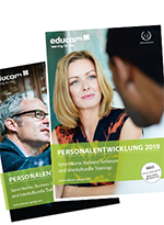 educom-Programmkatalog 2019 bestellen