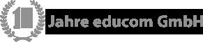 12 Jahre Erfahrung - educom