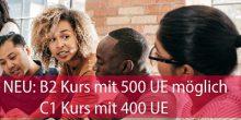 educom: Geförderte Sprachkurse, BAMF-Kurse, subsidized courses